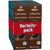 Tchibo Cafissimo Länderkaffee Caffè Crema India, 80 Kaffee-Kapseln, Großpackung