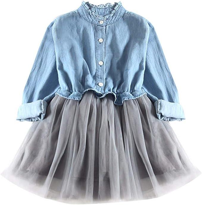 Aini Vestido De Bebe De NiñA Tutú Princesa Vestido Vestido De ...