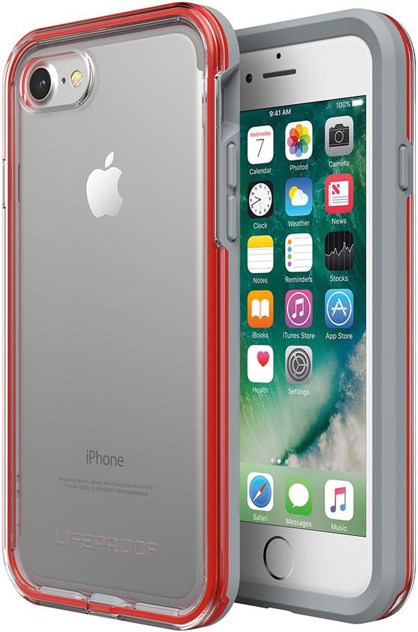 Lifeproof Slam Coque anti-choc iPhone 7/8 Gris / /SE 2020 Rouge