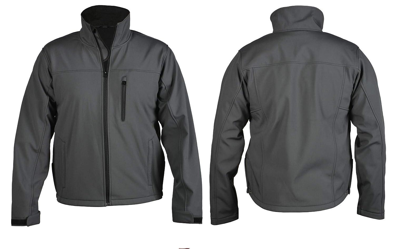 STS Ranchwear Mens Short Go Softshell Jacket Gray WR