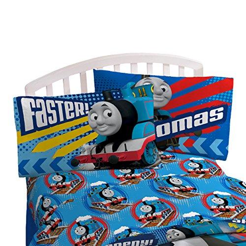 Thomas the Tank Engine Faster Full Sheet Set