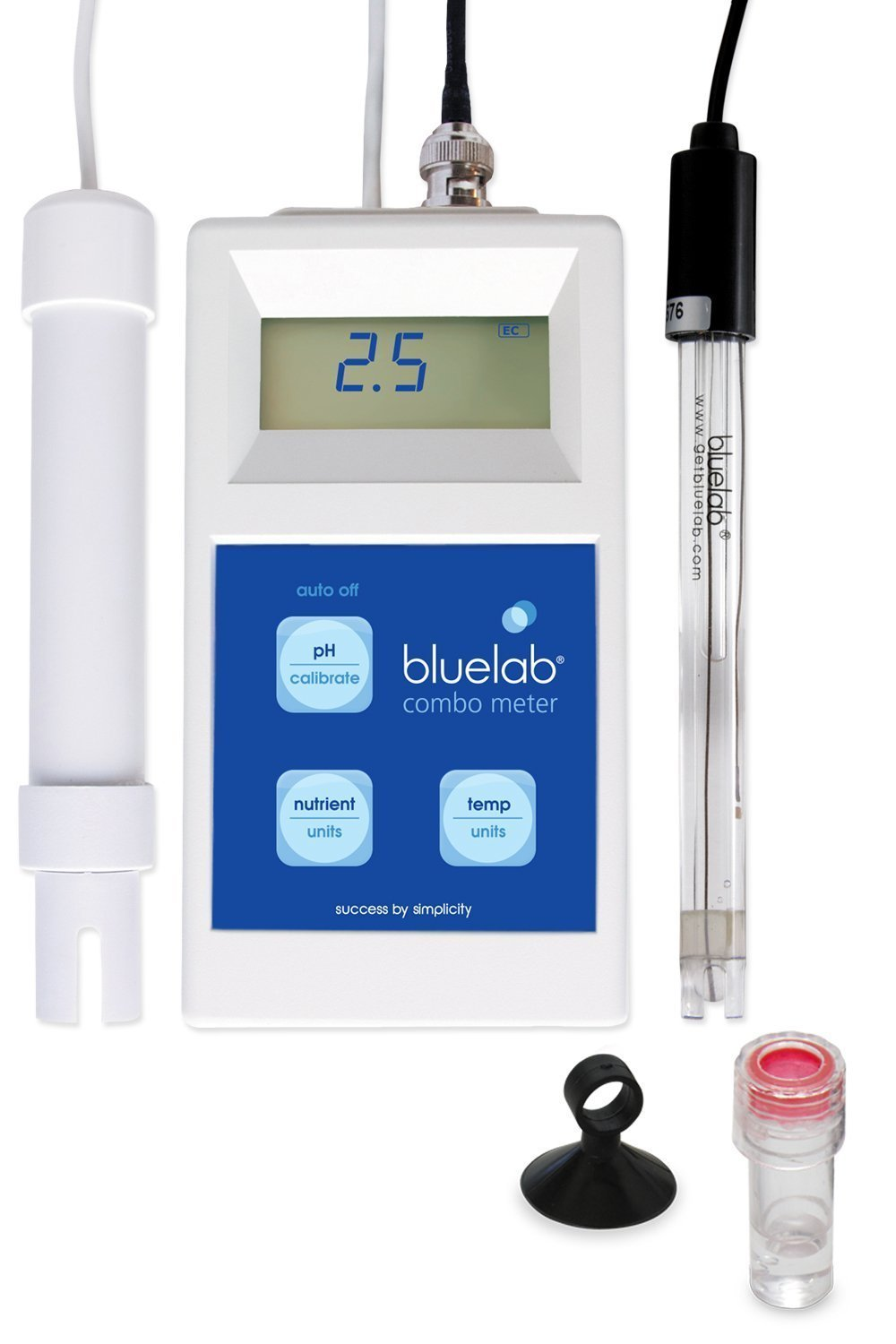 Bluelab Combo Meter (pH, Conductivity, and Temperature) 716441