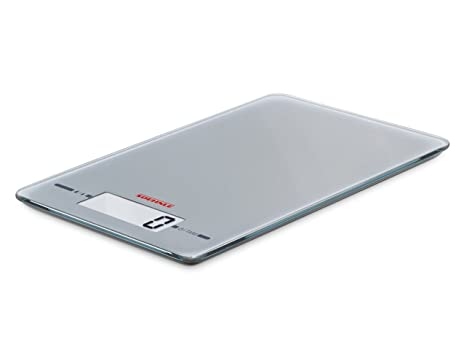 Soehnle 66179 Page Evolution Digital Scale, Silver