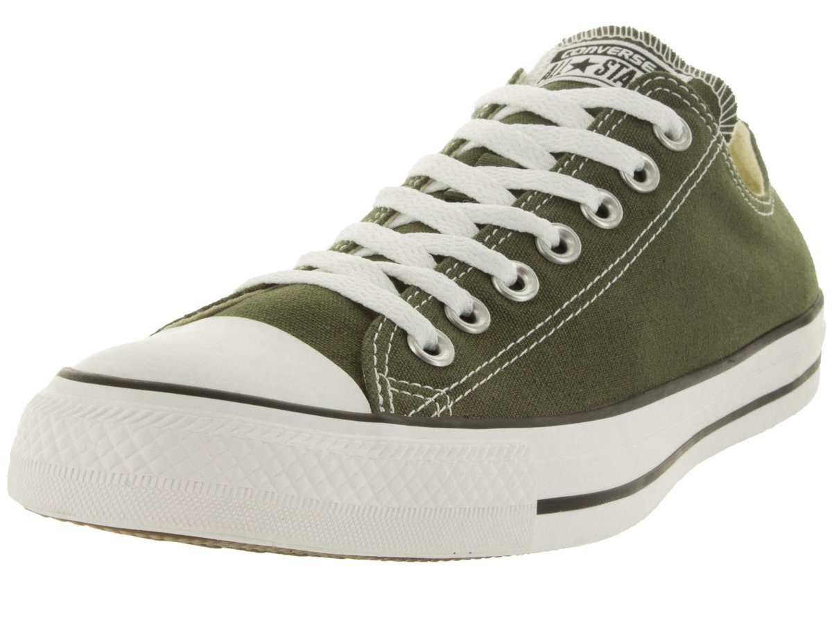 Converse Chuck Taylor All Star Season Ox, Zapatillas Unisex adulto 36.5 EU|Herbal