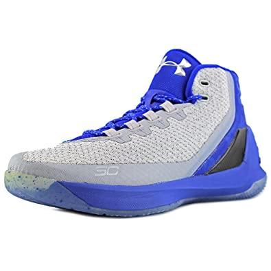 6a0e370af3ccf Under Armour Men's Curry 3 Basketball Grey/Royal Shoes 10 D (m) US: Buy  Online at Low Prices in India - Amazon.in