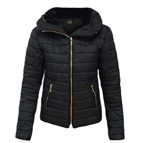 chaquetas mujer Sannysis Chándal Para Mujer abrigos invierno ...