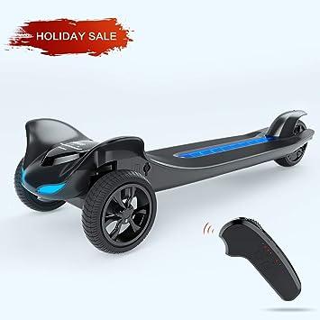 TOMOLOO monopatín eléctrico de tres ruedas, patinete ...