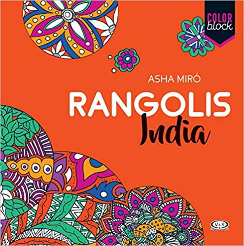 COLOR BLOCK - RANGOLIS DE LA INDIA