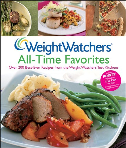 Weight Watchers All-Time Favorites: Over 200 Best-Ever Recipes from the Weight Watchers Test Kitchens (Weight Watchers Cooking) (All Time Best Recipes compare prices)