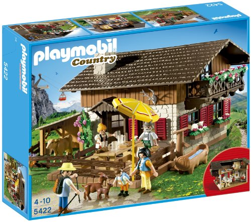 PLAYMOBIL® 5422 Alpine Lodge Playset
