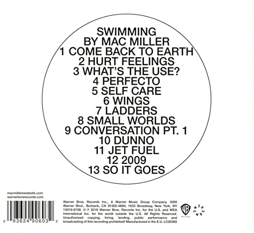 mac miller on and on tracklist