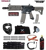 Tippmann TMC MAGFED Corporal Paintball Gun Package