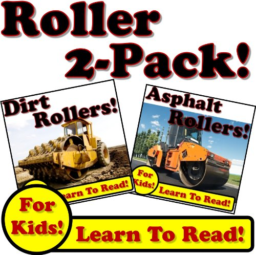 Roller 2-Pack: Dirt Rollers and Asphalt Rollers On The Jobsite! (Over 70 Photos of Different Rollers Working)