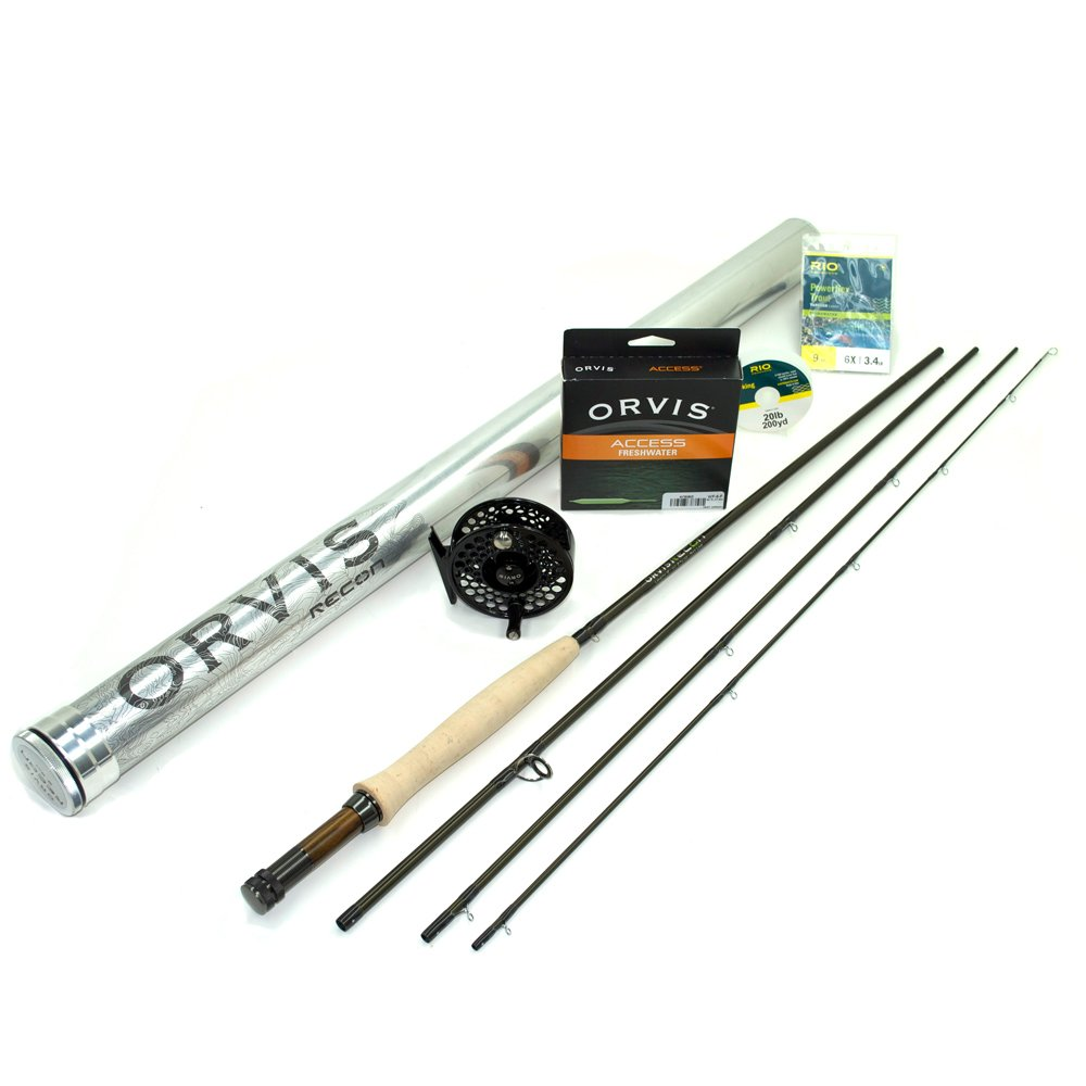 Orvis Recon 905-4 Fly Rod Outfit (5wt 9'0'' 4pc)