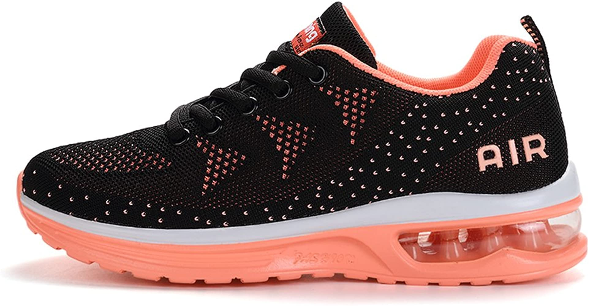 Fexkean Hombre Mujer Zapatillas de Deporte Zapatos Deportivos Aire ...