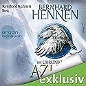 Der Verfluchte (Die Chroniken von Azuhr 1) Hörbuch von Bernhard Hennen Gesprochen von: Reinhard Kuhnert