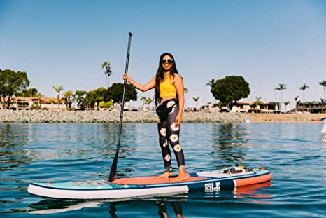 Amazon.com : ISLE Explorer | Inflatable Stand Up Paddle Board | 6