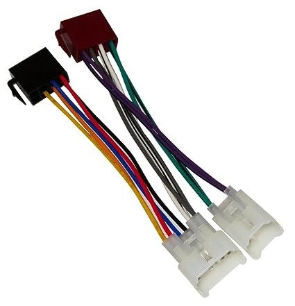 CSB Radio Adapter Cable Daihatsu//Lexus//Toyota//VW