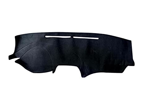Amazoncom Hex Autoparts Dash Cover Mat Dashboard Pad Black For - 2004 acura tl dash cover