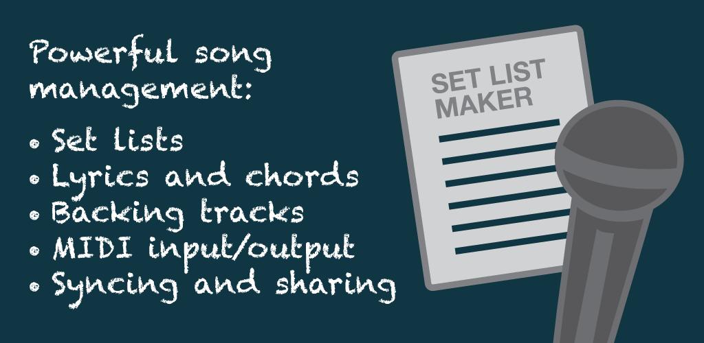 Lyric money maker lyrics : Amazon.com: Set List Maker: Appstore for Android