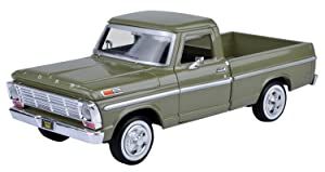 Motormax 124 1969 Ford F-100 Vehicle