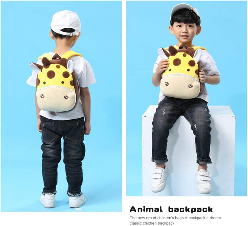 Sirchti Cute Cartoon Mini Kids Backpack 3D Animal Small Children Bag for Baby Girl Boy Shark
