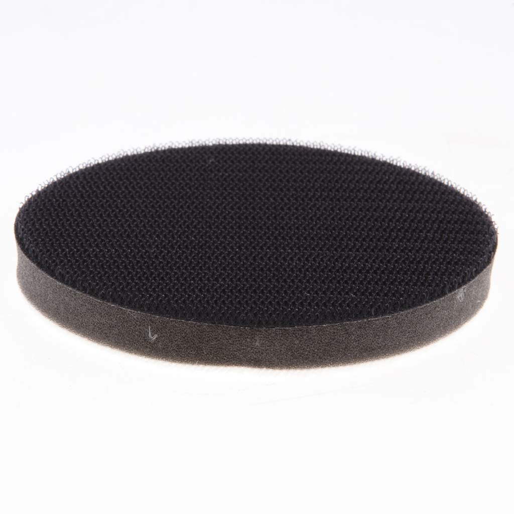 SM SunniMix High Density Sponge Interface Pad Soft Sander Backing Pad Polishing Pad Hook and Loop 2Inch 50mm