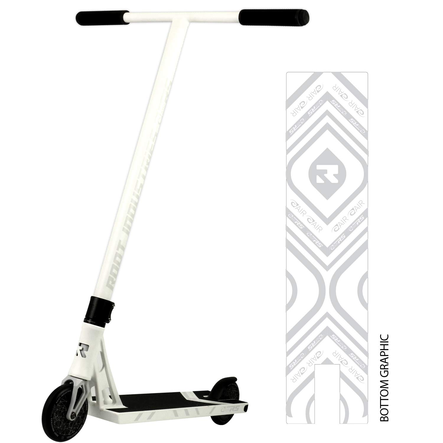 AIR RS Complete Scooter – Stunt Scooters – Professional Scooter for Older Riders – Pro Scooters for Kids Pro Scooters for Adults – Pro Scooter Deck, Pro Scooter Wheels – Ready to Ride Trick Scooter