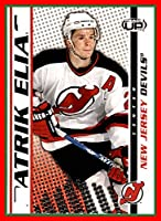 2003-04 Pacific Heads Up #59 Patrik Elias NEW JERSEY DEVILS