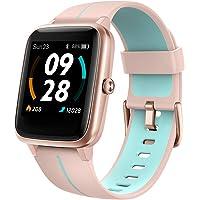 Smartwatch Män Kvinnor UMIDIGI Uwatch3 GPS 1,3 tums pekskärm Personlig urtavla Fitnessarmband Pulsmätare Sömnvakt…