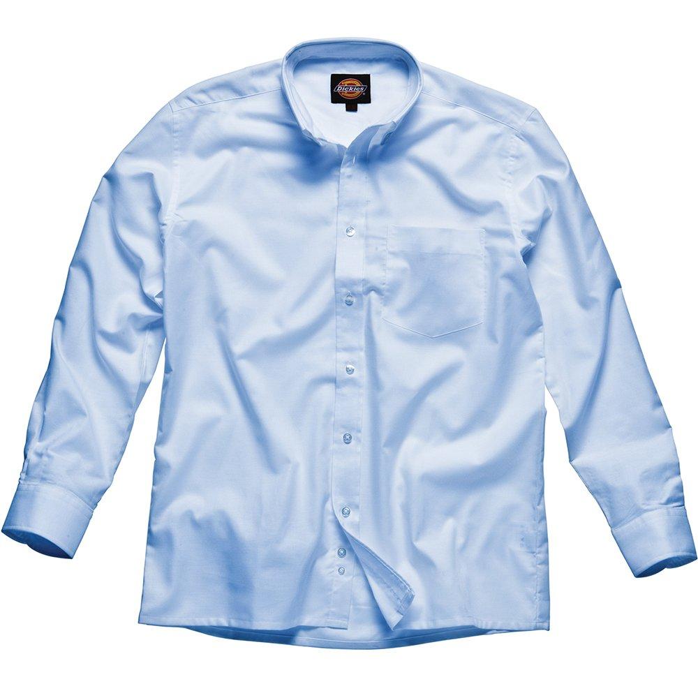 Dickies - Camisa Oxford de hombre, Azul, SH64200 BU 17: Amazon.es: Bricolaje y herramientas