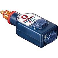 Tecmate O-115 cargador, OptiMATE USB: BIKE 180° auf 2xUSB, 3.3A