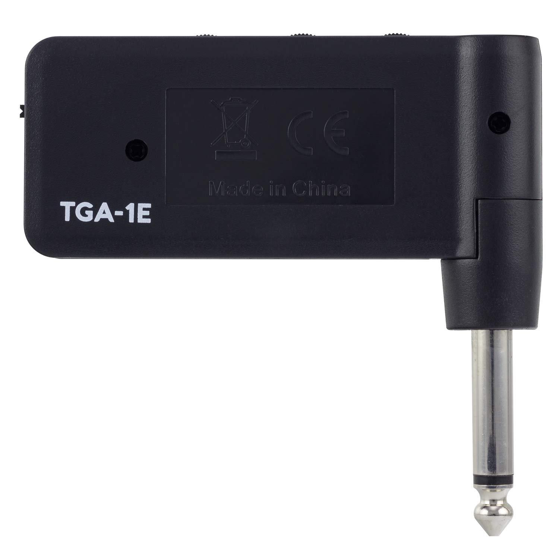 Amazon.com: Traveler Guitar TGA-1E Electric Headphone Amp: Musical ...
