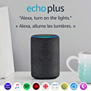 [Prime Members Only] Echo Plus (2nd Gen) $89.99