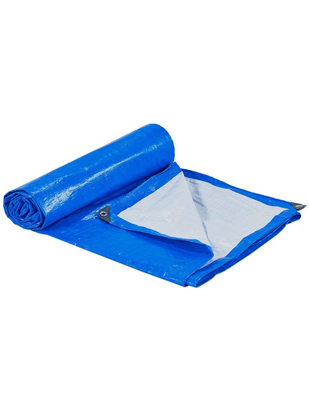 Fonly Segeltuch-Blauer Schatten-Plane-regendichter Wasserdichter Zelt-kampierender Tarp-Überdachung
