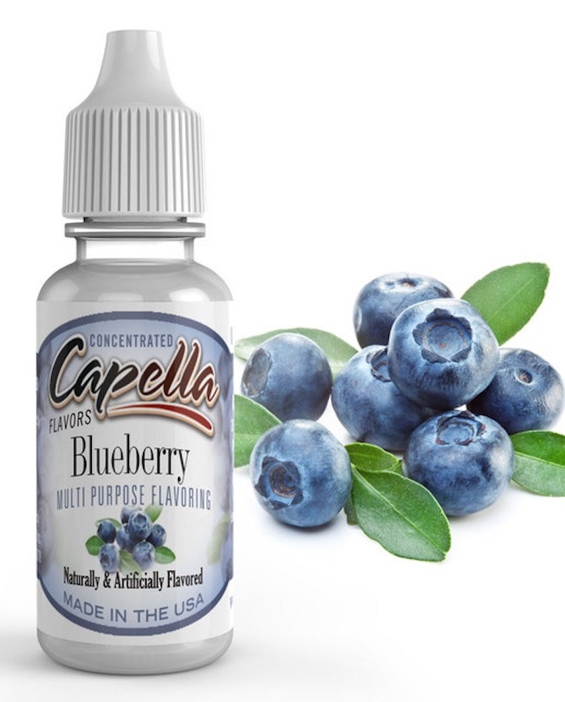 Capella Flavor Drops Blueberry Concentrate 13ml