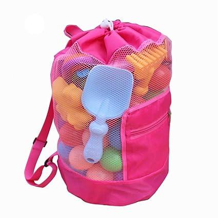 Bolsa de malla grande para niños, de BETTERLE, mochila con ...