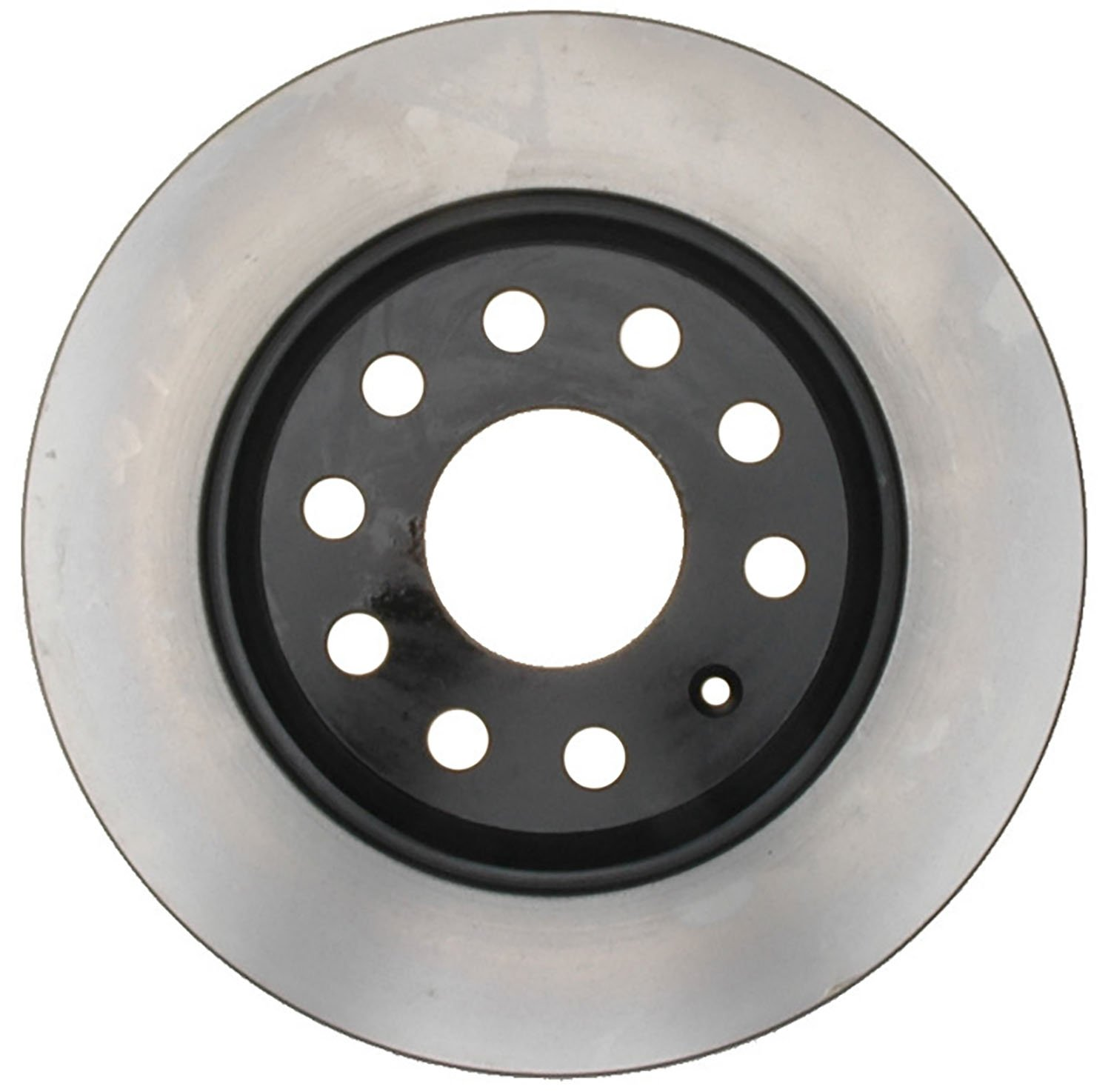 ACDelco 18A2784AC Advantage Coated Rear Disc Brake Rotor