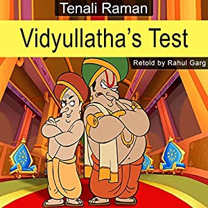 Vidyullatha's Test Audiobook