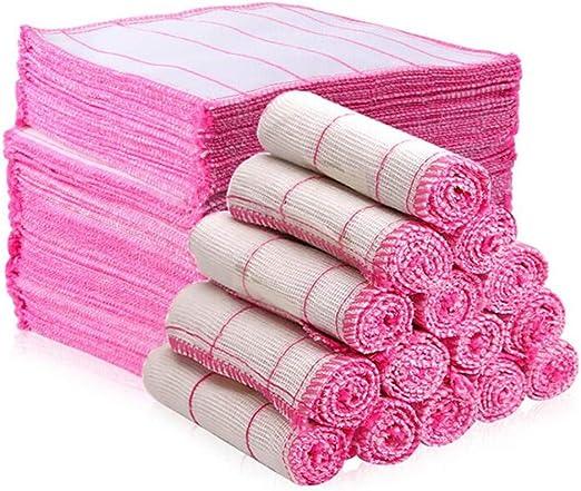5 capas Plus de trapo de algodón, paño de cocina, algodón paño de ...