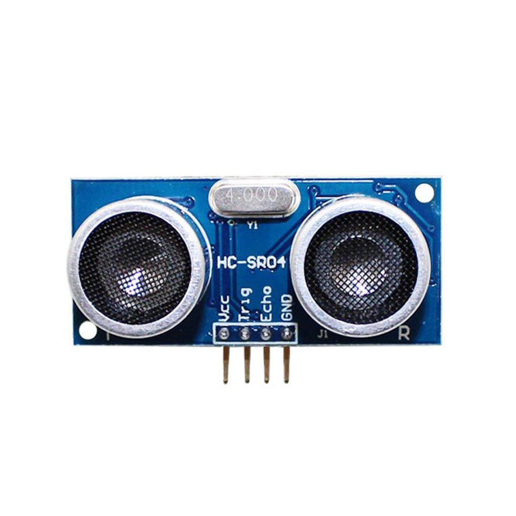 LUFA HC-SR04 sensore ultrasonico di misurazione di distanza del modulo per Arduino Microcontroller