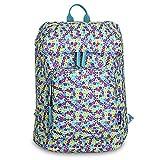 J World New York Eve Laptop Backpack, Floret