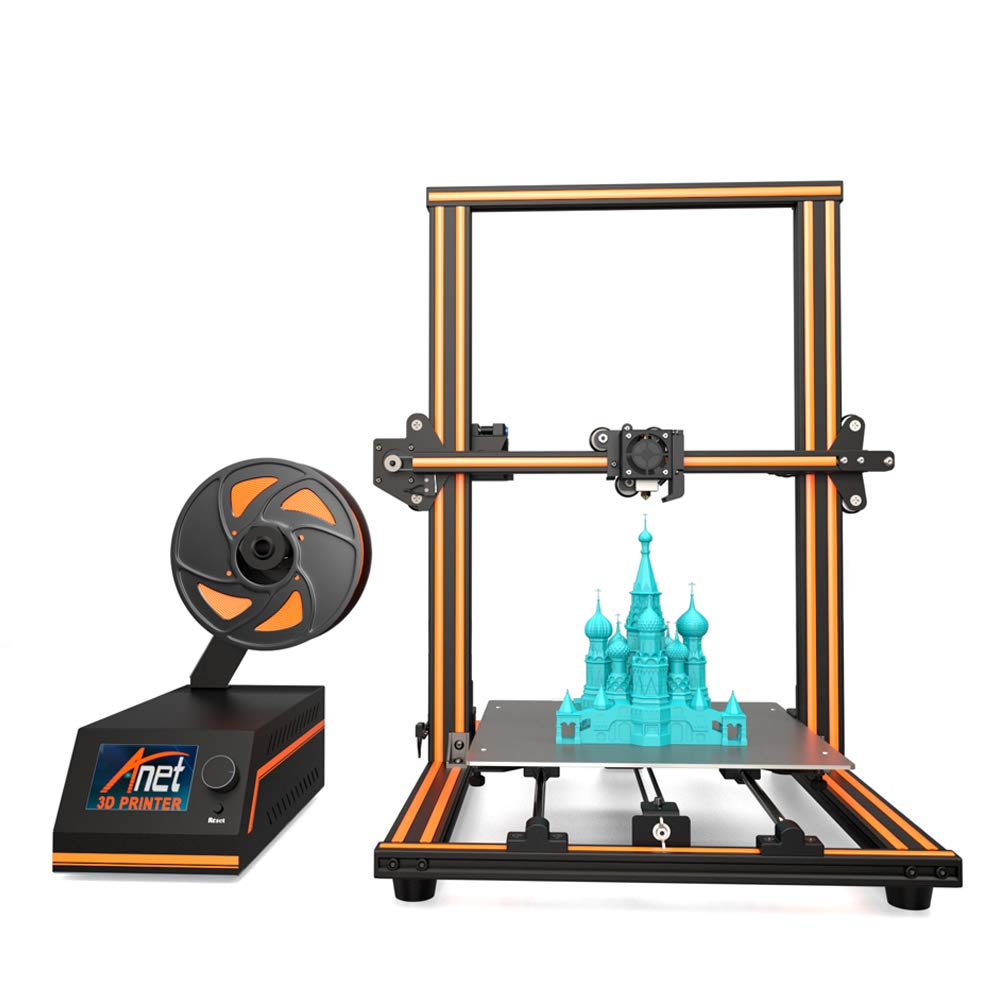 Amazon.com: Anet E16 3D Printer, All Metal Frame Double T ...