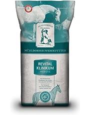 Mühldorfer Futter für Sport- und Freizeitpferde, für eine gesunde Darmflora, Revital prebiotic