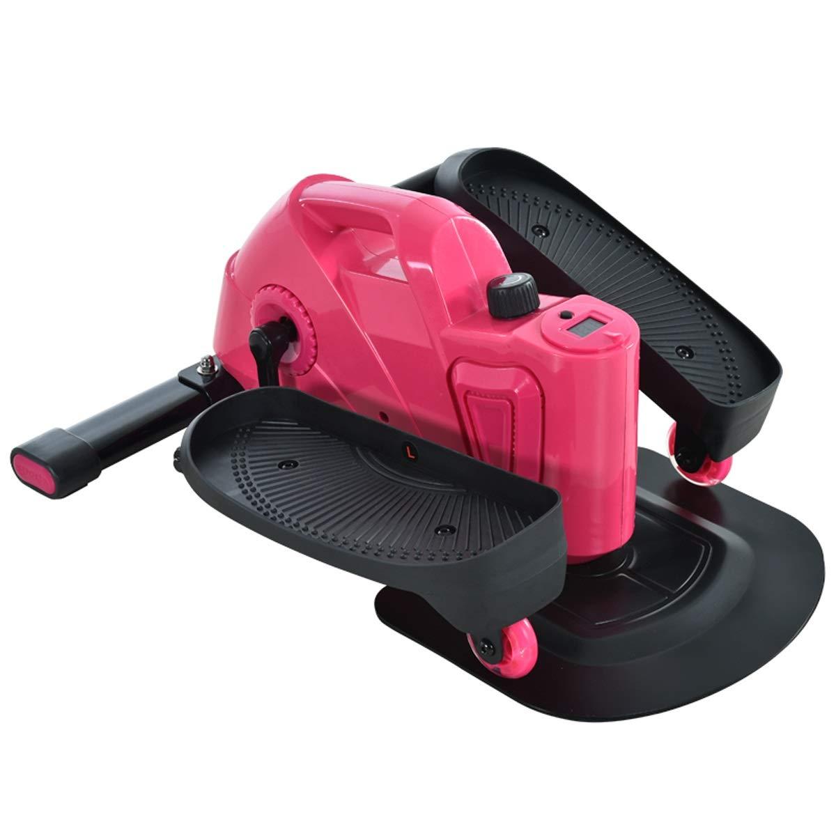 家庭用減量機ミニジョギング楕円機ランニングペダル機小型フィットネス機器サイレント