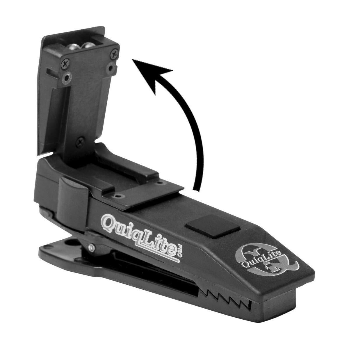QuiqLite TM ultraviolett//wei/ß PRO-UV Hand-Frei LED-Lampe