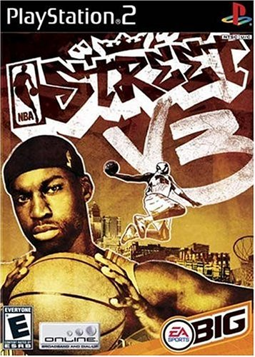 NBA Street V3 - PlayStation 2 - Outlet Az Premium