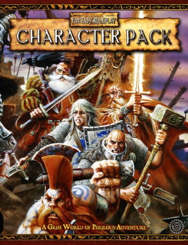 Download Warhammer Fantasy Roleplay Character Record Pack ebook