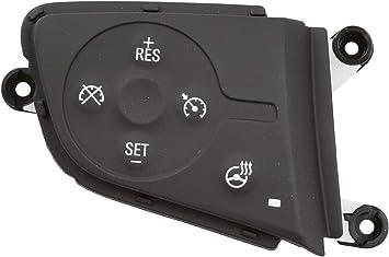 ACDelco D1957E GM Original Equipment Ebony Cruise Control Switch