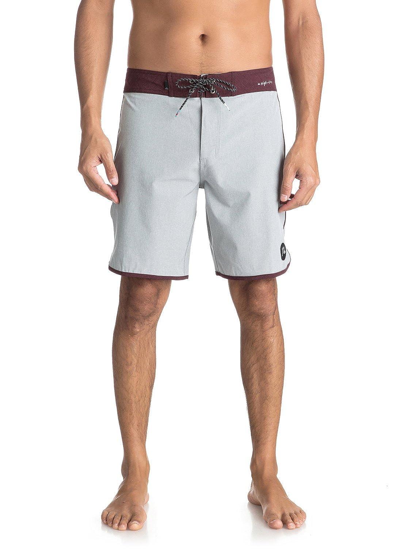 QuikSilber Highline Scallop 19 19 19  - Boardshorts für Männer EQYBS03885 B0792HQ6QB Badeshorts Globale Verkäufe 5f3f2d